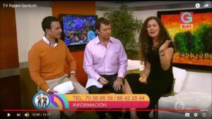 ENTREVISTA PROGRAMA GIROS TV COSTA RICA 2016